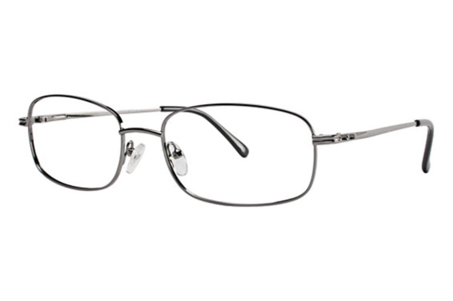Visual Eyes VE-103 Eyeglasses in Gun