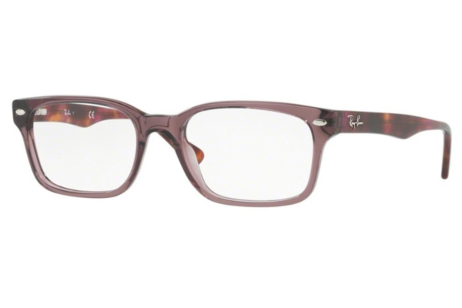 Ray-Ban RX 5286 Eyeglasses in 5628 Shiny Opal Brown