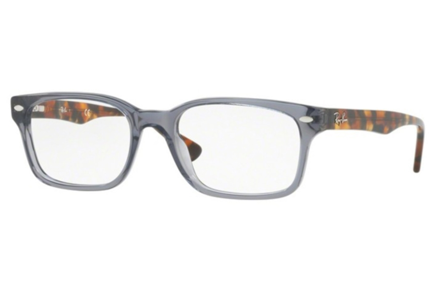Ray-Ban RX 5286 Eyeglasses in 5629 Shiny Opal Grey
