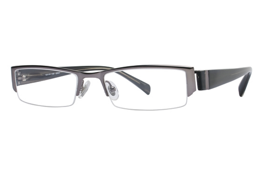 Amadeus A909 Eyeglasses in GRY GRAY