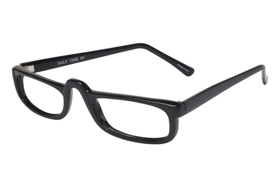 Broadway by Smilen Broadway Halftime Eyeglasses in Black