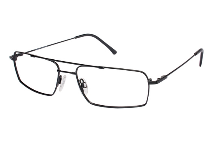 Fineline 920010 Eyeglasses in BLACK