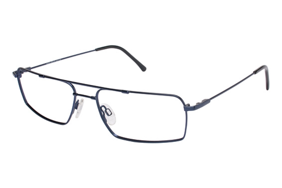 Fineline 920010 Eyeglasses in BLUE