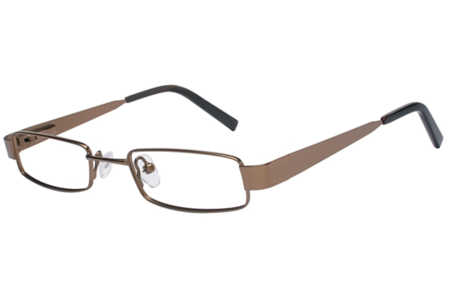 Kids Central KC1622 Eyeglasses in Bamboo