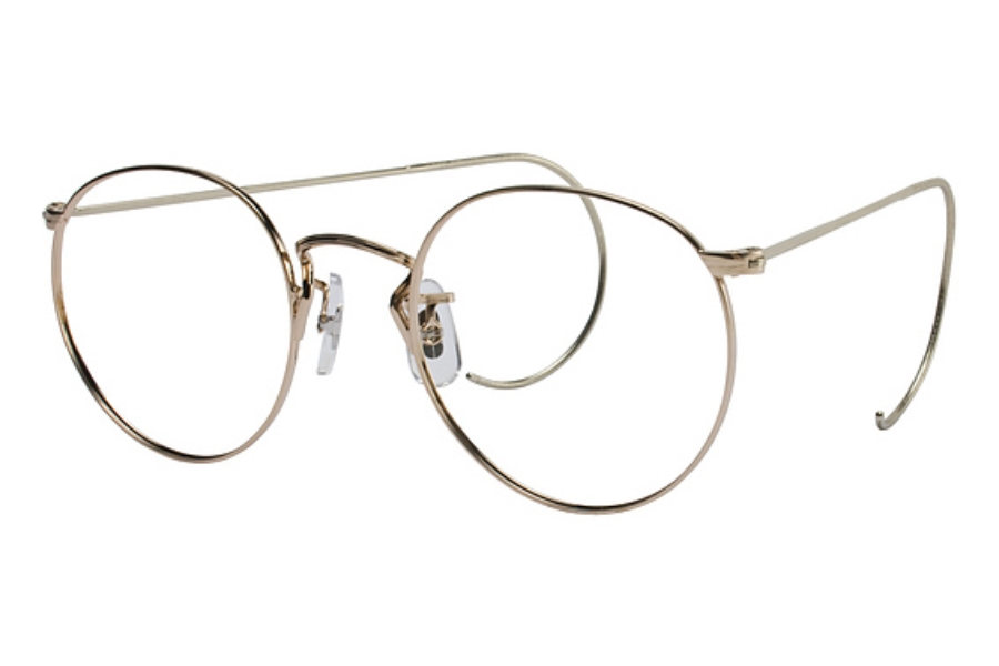 Legendary Looks Art-Bilt 100A Ful-Vue Cable Temples Eyeglasses in Legendary Looks Art-Bilt 100A Ful-Vue Cable Temples Eyeglasses