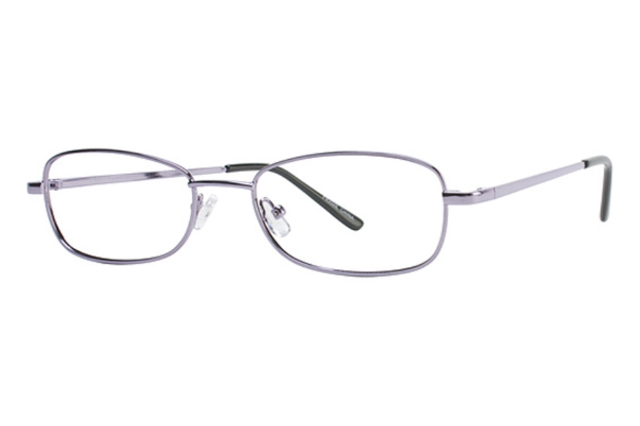 Fission 021 Eyeglasses in Purple