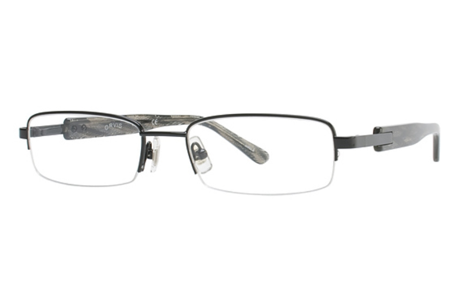 Orvis OR-Denali Eyeglasses in Black