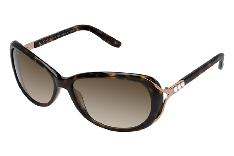 Tura 014 Sunglasses in TORTOISE