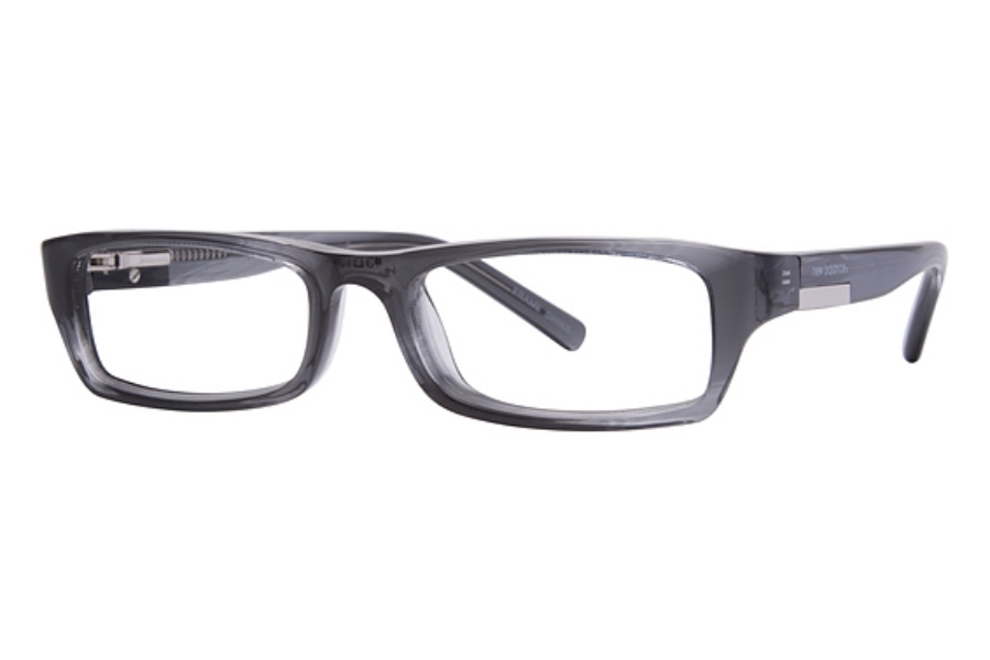 New Balance Kids NBK 46 Eyeglasses in GREY