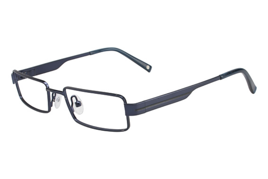 Kids Central KC1633 Eyeglasses in C-3 Royal Blue