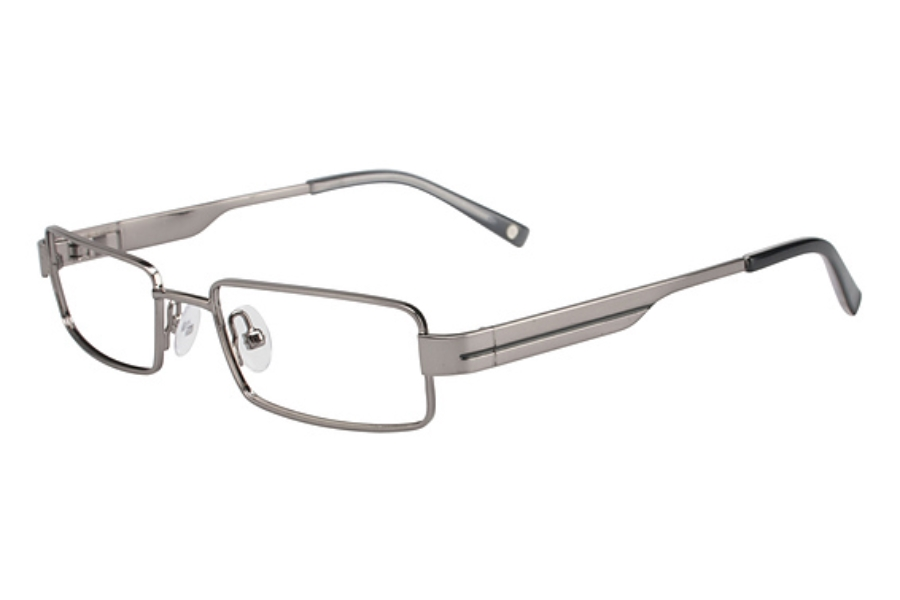 Kids Central KC1633 Eyeglasses in C-2 Silver
