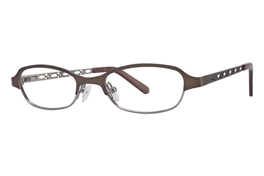 Popcorn Callie Eyeglasses in Brown