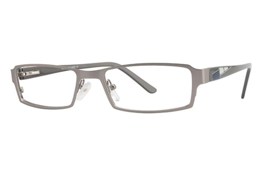 Amadeus A929 Eyeglasses in MGY MATTE GREY