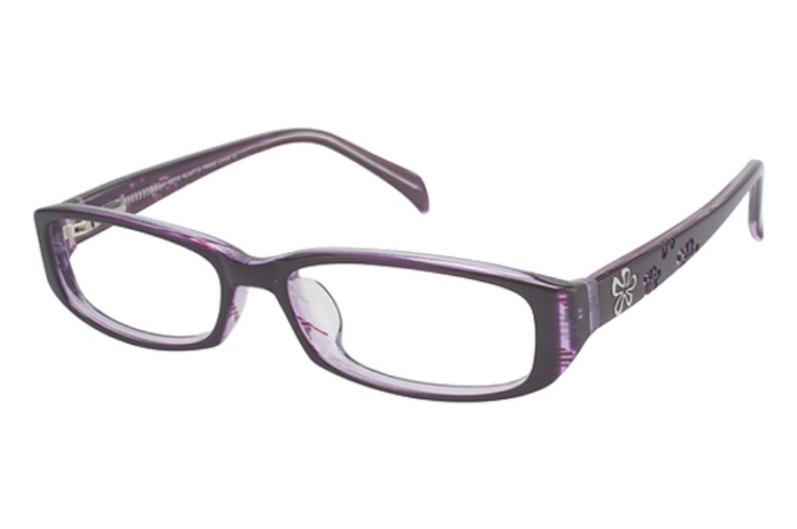 Runway Petite RUNPT13 Eyeglasses in Grape