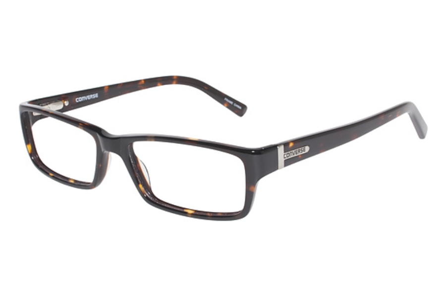 Converse Global In Frame Eyeglasses in TORTOISE