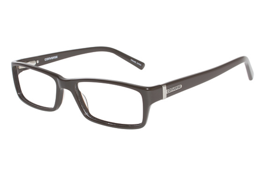 Converse Global In Frame Eyeglasses in BROWN