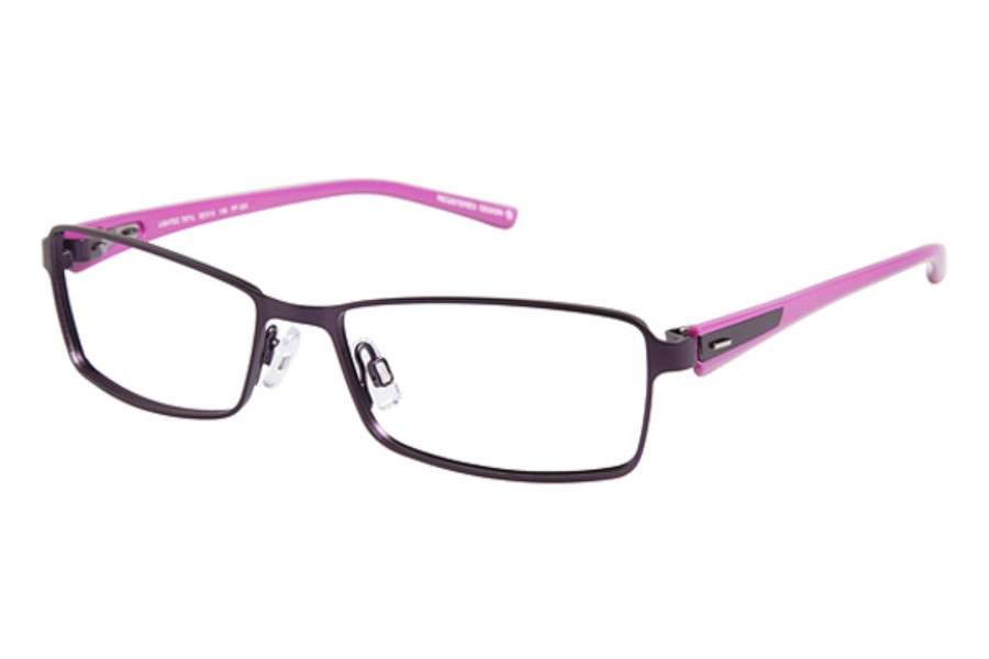 LT LighTec 7071L Eyeglasses in Purple