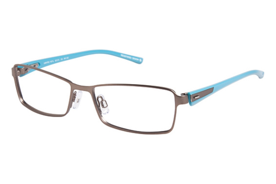 LT LighTec 7071L Eyeglasses in Brown