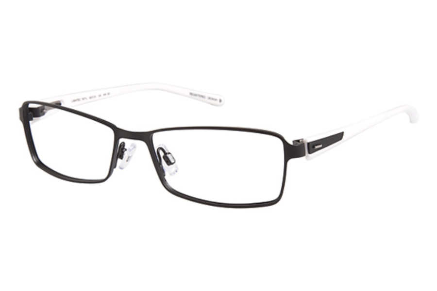 LT LighTec 7071L Eyeglasses in Black