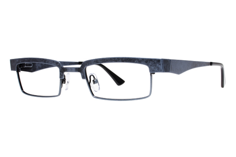 OGI Eyewear 3503 Eyeglasses in 1395 Distressed Blue