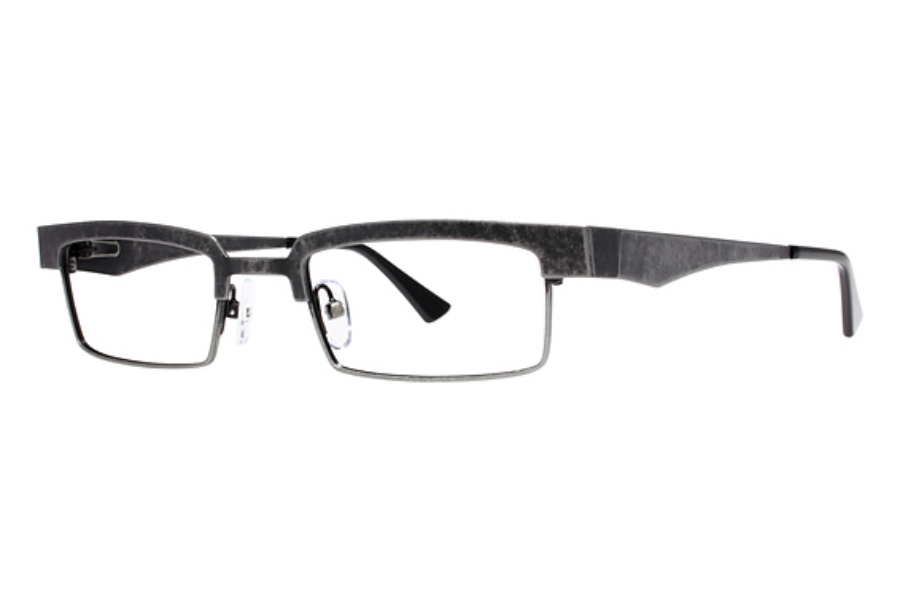 OGI Eyewear 3503 Eyeglasses in 1396 Distressed Grey
