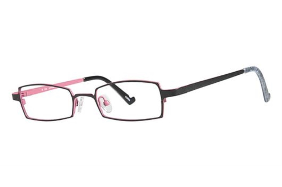 OGI Eyewear 2226 Eyeglasses in 923 BLACK/PINK