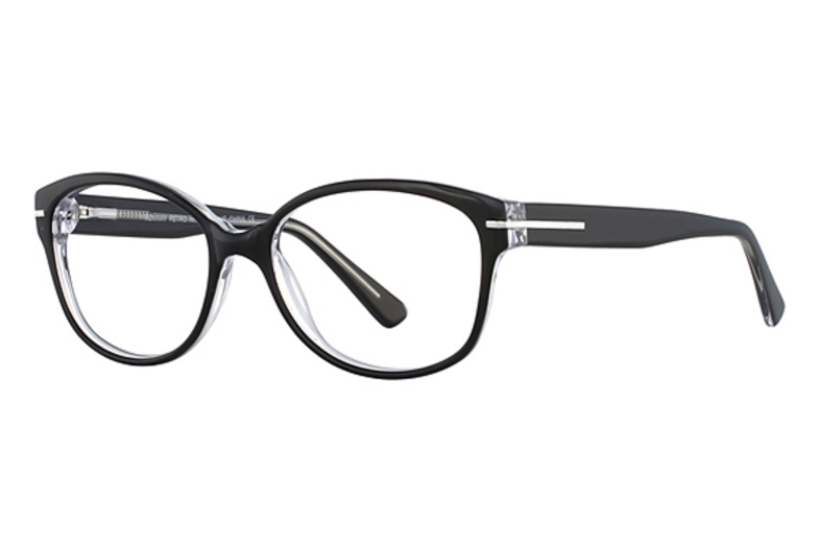 Runway Retro RR 611 Eyeglasses in Runway Retro RR 611 Eyeglasses