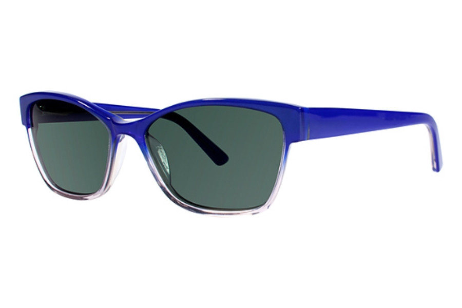 OGI Eyewear 8057 Sunglasses in 1498 Royal Blue Fade (UV G15)