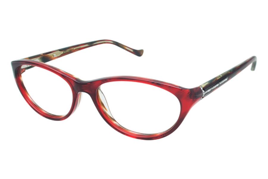 Tura R514 Eyeglasses in RED Red