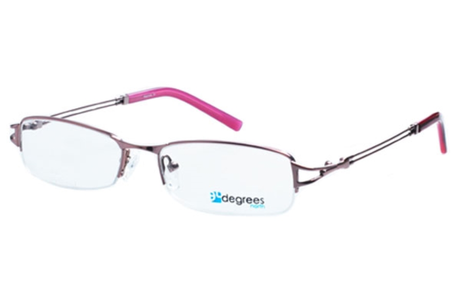 34 Degrees North M0914 Eyeglasses in Pink