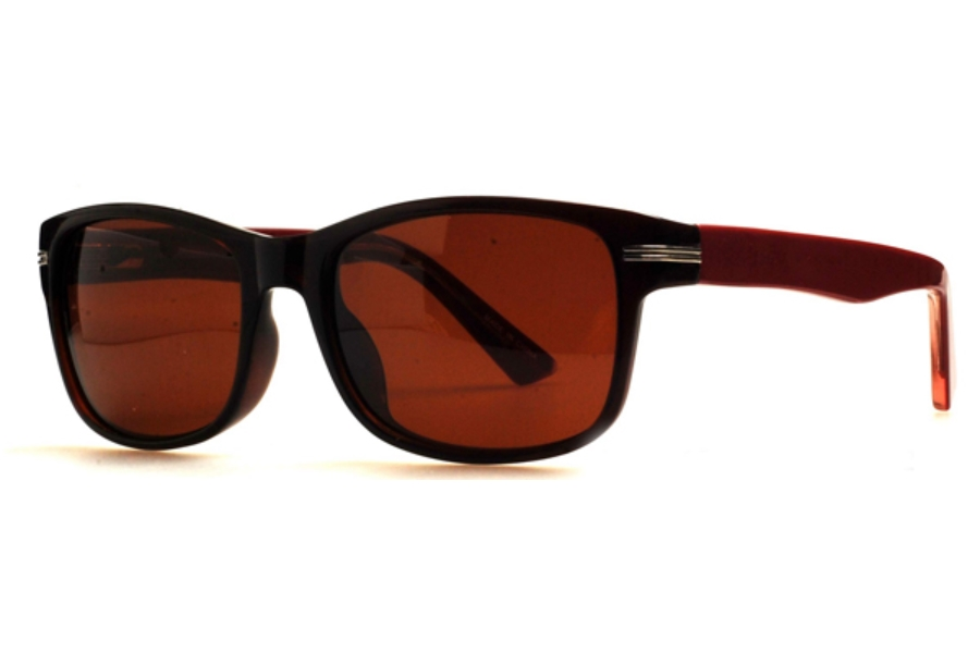 34 Degrees North 1051 Sunglasses in Brown