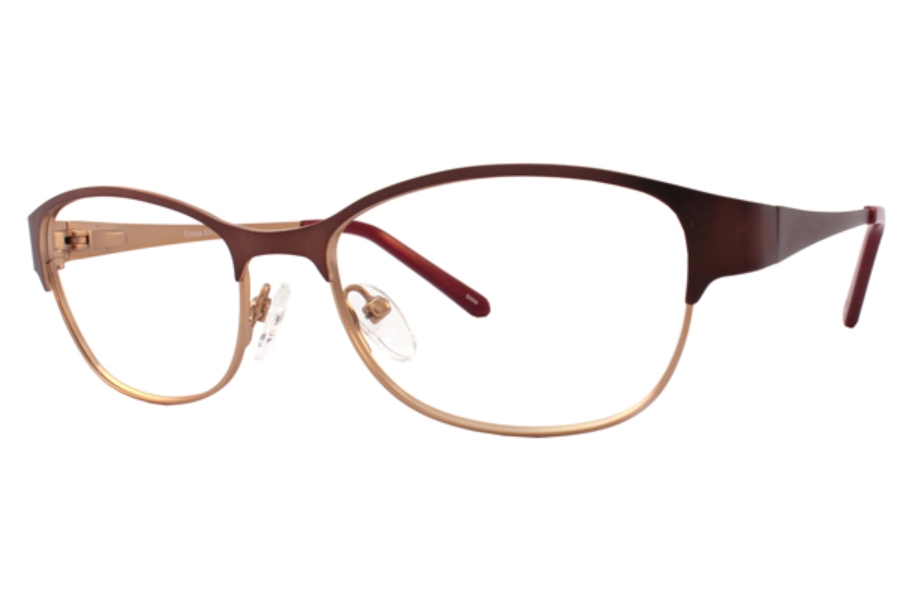 Square Roots Nikola Eyeglasses in Cocoa