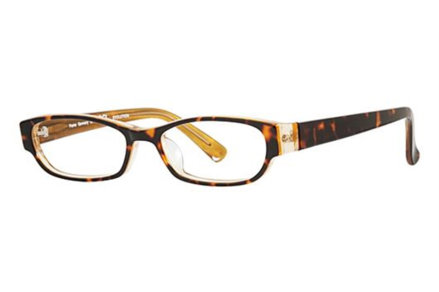 OGI Eyewear 7136 Eyeglasses in 415 TORT/YELLOW