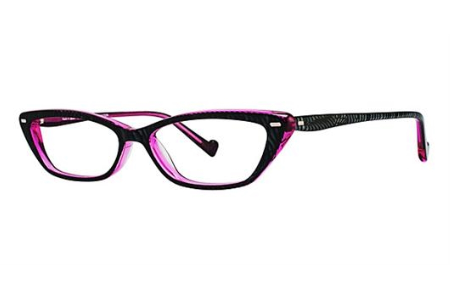 OGI Eyewear 7142 Eyeglasses in 1236 GRAY TIGER/PINK