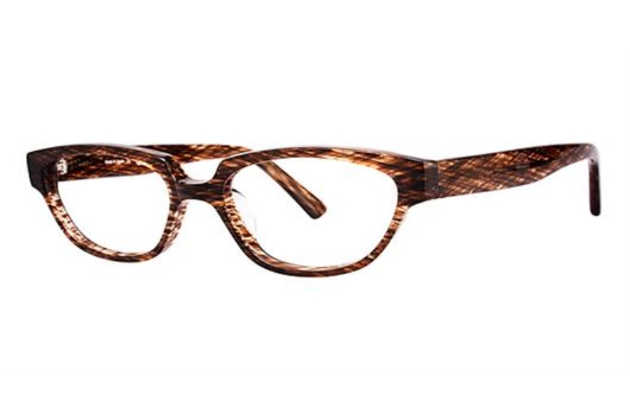 OGI Eyewear 7143 Eyeglasses in 1342 - BROWN TWINKLE