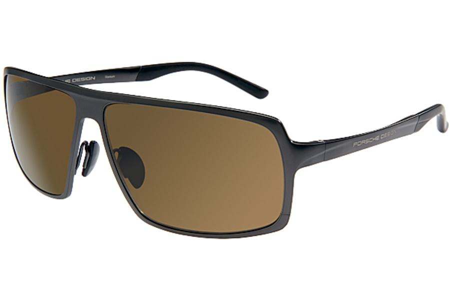 a006d1cab5e6 ... C) Matte Sand w Gray  Porsche Design P 8495 Sunglasses in Porsche Design  P 8495 Sunglasses ...