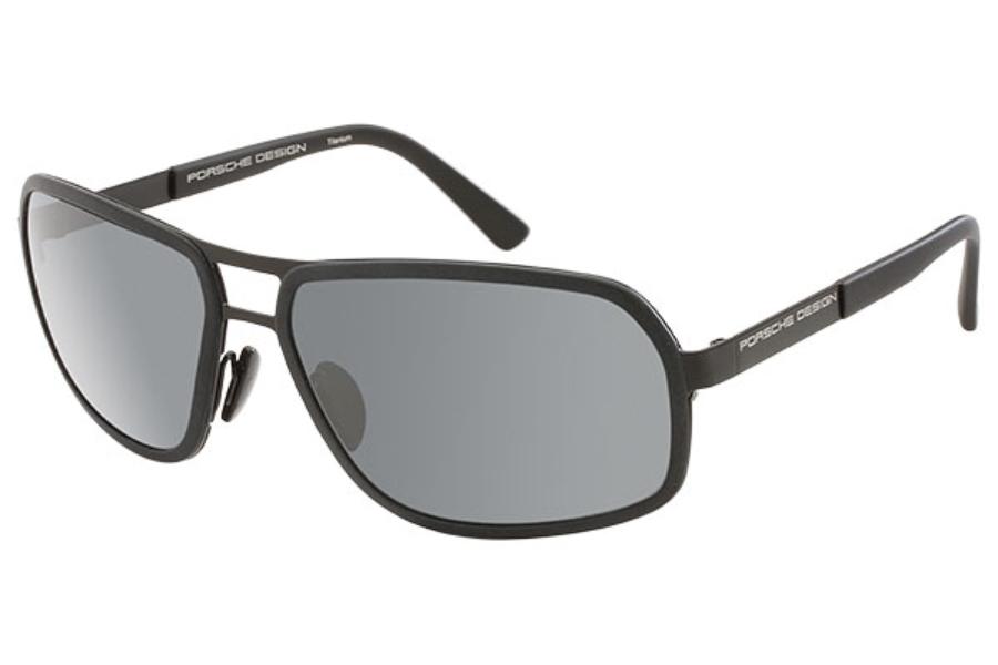 c346a92bbb ... Matte Black W  Olive with  Porsche Design P 8532 Sunglasses in Porsche  Design P 8532 Sunglasses ...