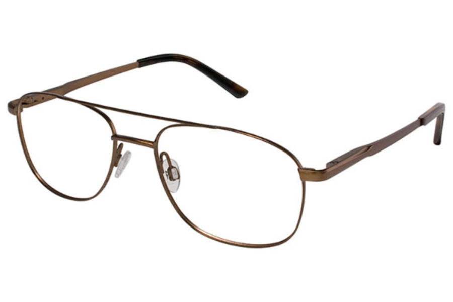 Altair Eyewear A4008 Eyeglasses in 001 BARK
