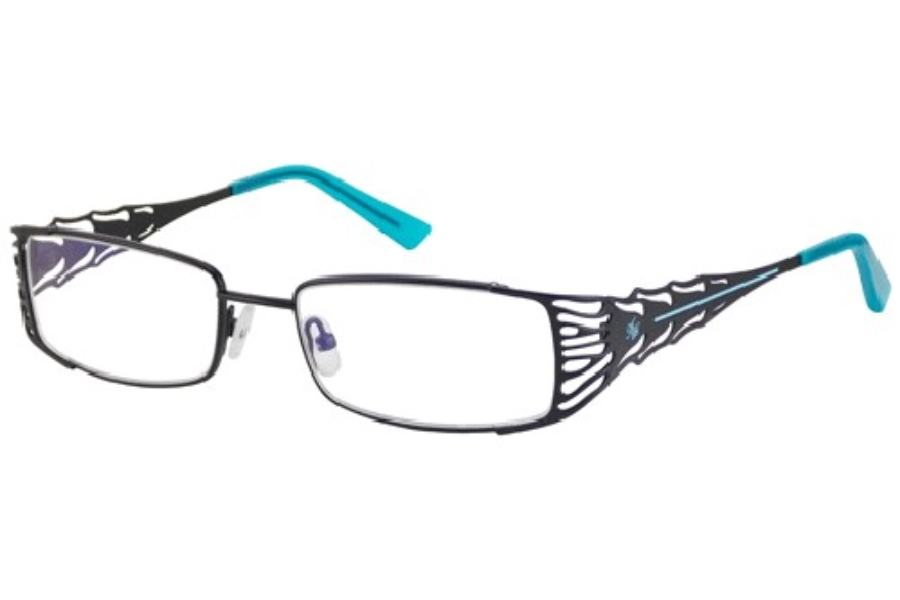 Apple Bottoms AB752 Eyeglasses in Black