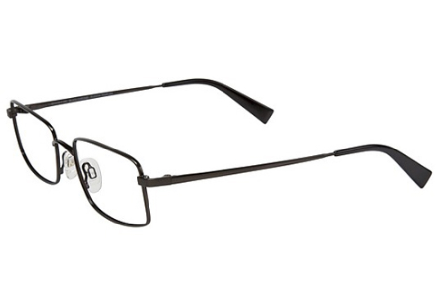 AutoFlex AFLEX 400UC-SET Eyeglasses in 001 Black Chrome