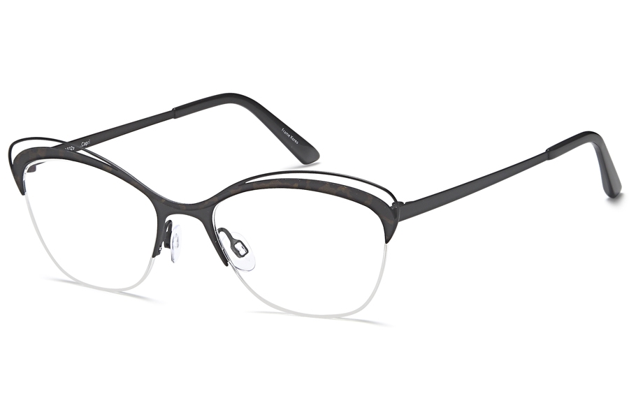 Artistik AG 5029 Eyeglasses in Black/Demi