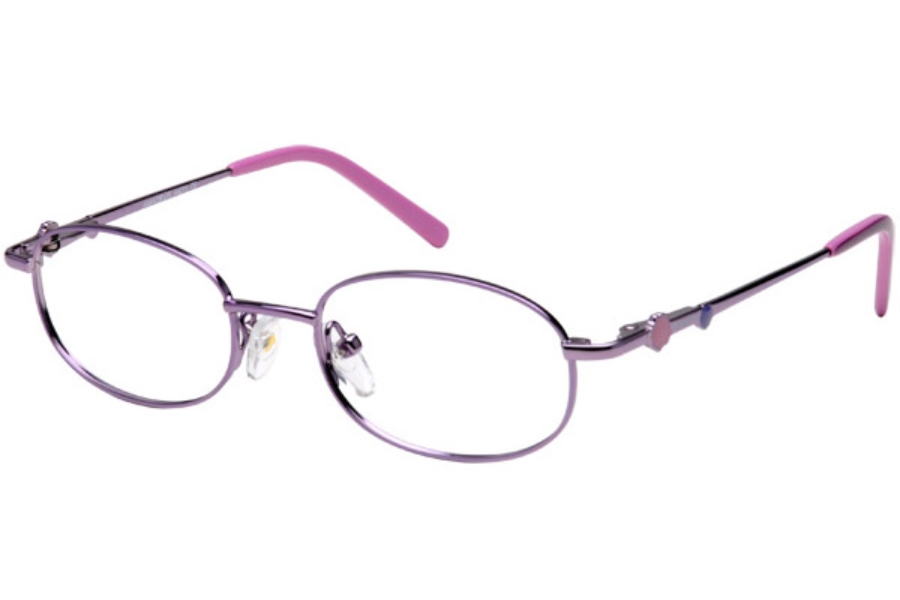 Amadeus AK23 Eyeglasses in Purple