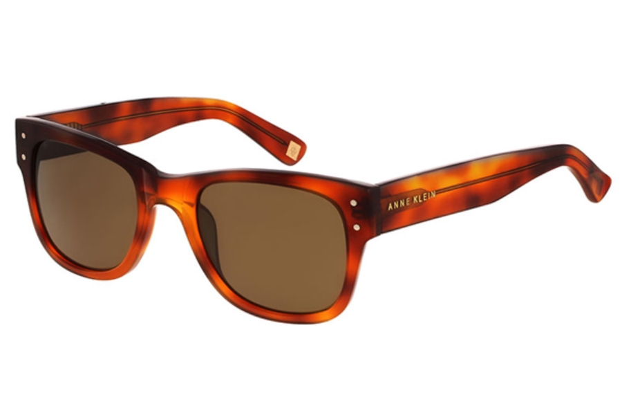 Anne Klein AK7004 Sunglasses in 944 Blone Tortoise