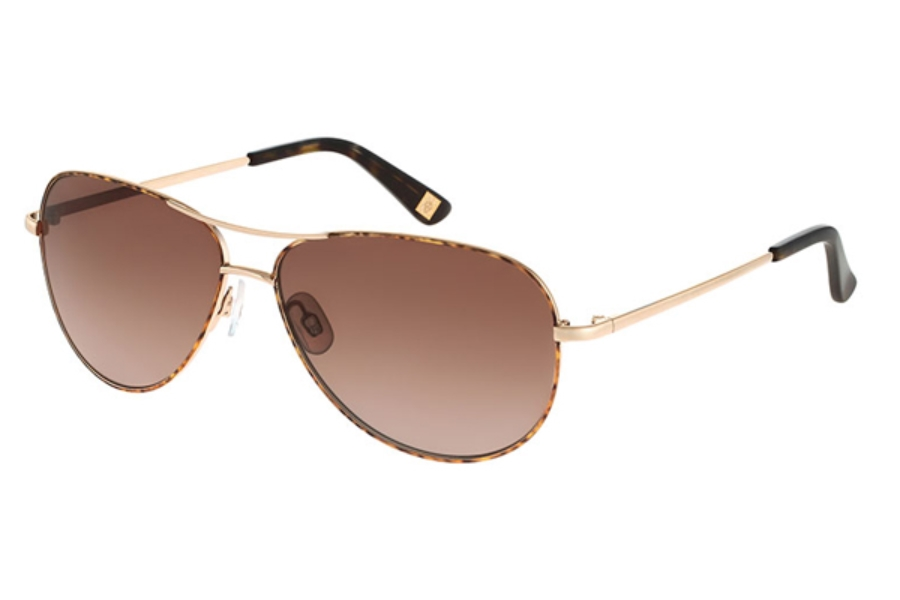 4e4ac524ea1 Anne Klein AK7024 Sunglasses in 780 Rose Gold ...