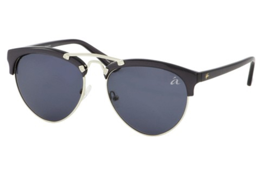 Ale by Alessandra ALE 4010 Sunglasses in Grey/Silver