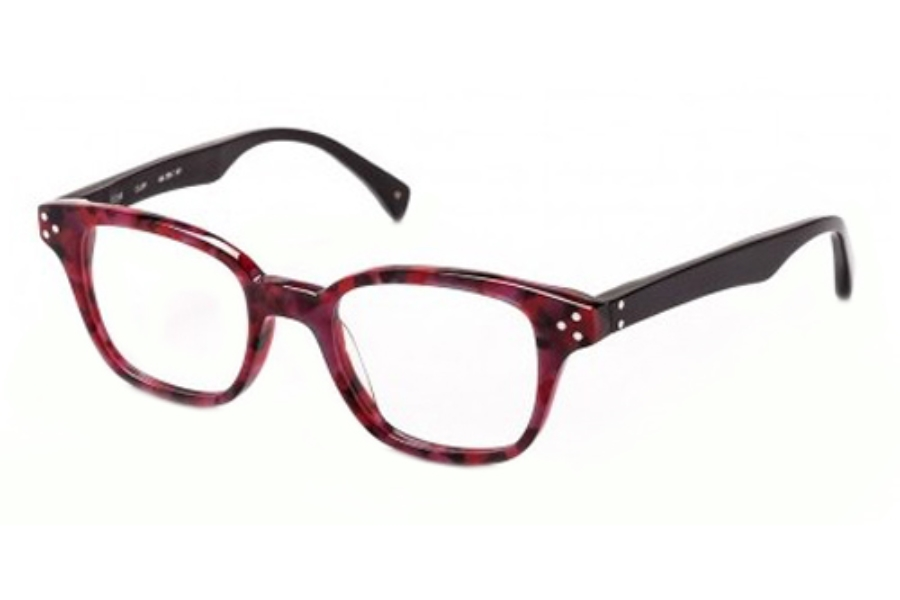 AM Eyewear Higgs Eyeglasses in Pot Pourri