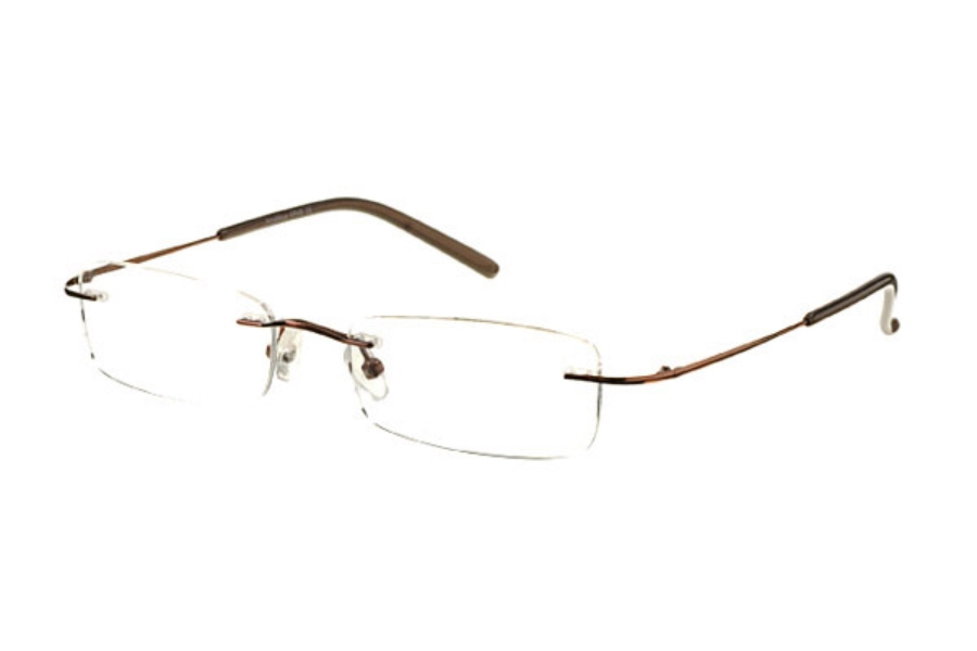 Amadeus AR45 Eyeglasses in BR Brown