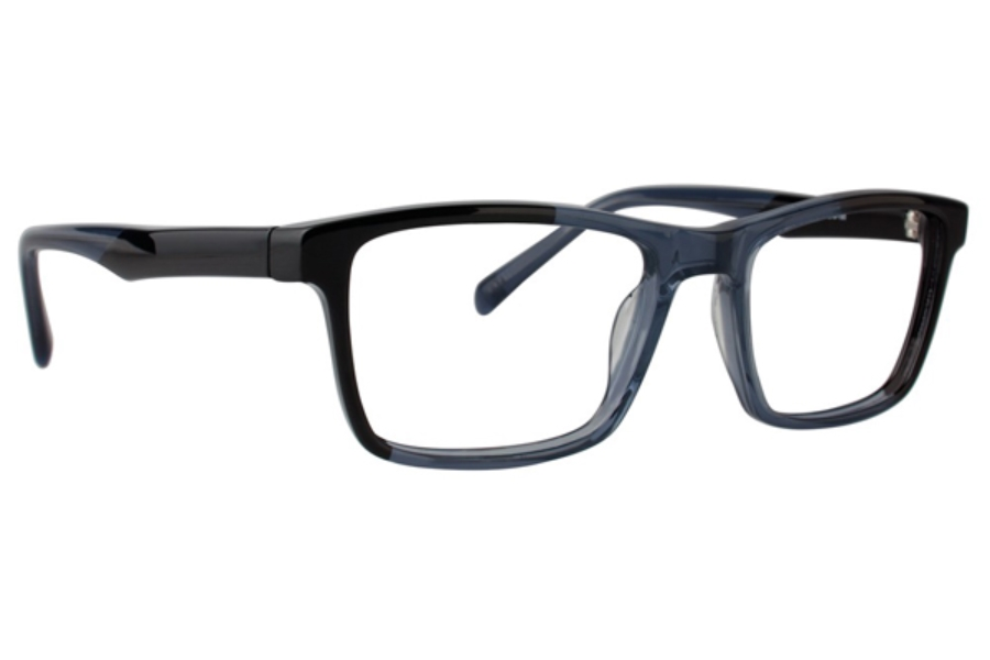 Argyleculture by Russell Simmons Hudson Eyeglasses in Slate/Blue
