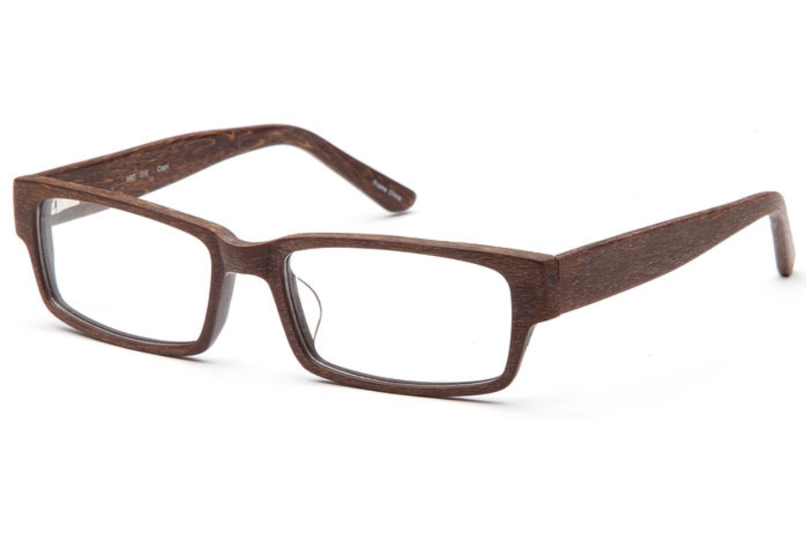 Artistik ART 310 Eyeglasses in Brown Wood