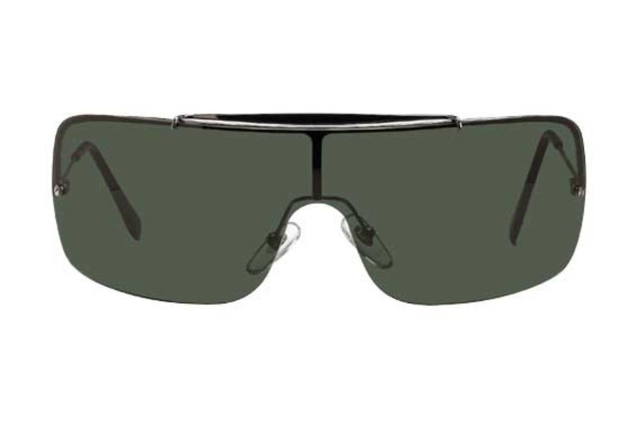 696b6f7d50 Ray-Ban RB 3159 (Wings II Square) Sunglasses - Go-Optic.com - SOLD OUT
